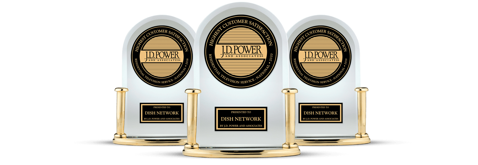 DISH Customer Satisfaction - Ranked #1 by JD Power - Millennium Satellite Connection Inc. in Goldsboro, North Carolina - DISH Authorized Retailer